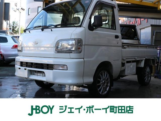 ダイハツ ハイゼットトラック ベースグレード エアコン 農用パック 4WD