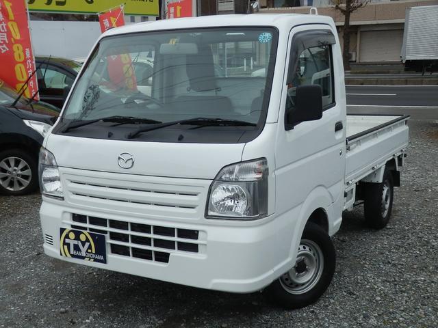 マツダ KC エアコン・パワステ 4WD オートマ