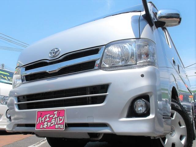 トヨタ スーパーGL3型後期3.0DT4WD1オナ禁煙ナビTVEスタ