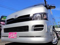 ハイエースワゴングランドキャビン1オナナビTVDレコ電動ドアHID新品H20