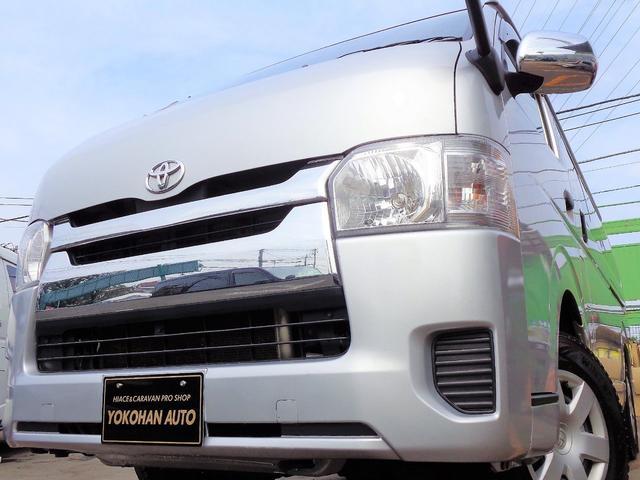 トヨタ DX4型3.0DT4WD寒冷1オナ禁煙ナビTV同色バンパ板張
