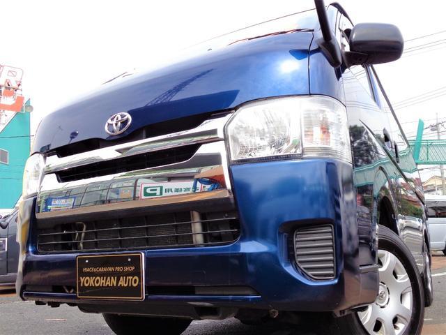 トヨタ DXGLパック4型3.0DT4WD1オナナビTV同色バンパー