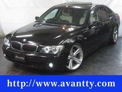BMW750i ダイナミックスポーツED 限定車21AWSR本革