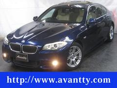 BMW528i 30thアニバーサリーED 限定車SR1オナ本革