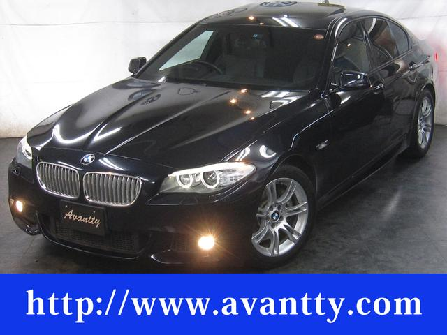 BMW アクティブハイブリッド5 MスポーツパッケージSR本革地デジ