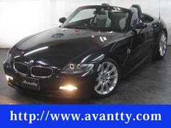 BMW Z4リミテッドエディション 本革HDDナビDTVBカメラ18AW