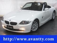 BMW Z4ロードスター2.5i 社外ナビフルセグTVキセノンETC