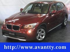 BMW X1sDrive 18i ハイライン1オナパノラマSRベージュ革
