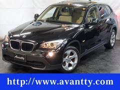 BMW X1sDrive 18i ハイライン パノラマSRベージュ革ナビ