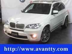 BMW X5xDrive 35i Mスポーツ 1オナパノラマSR20AW
