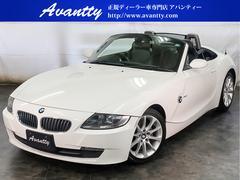 BMW Z4ロードスター2.5i 本革17AWHDDナビ電動ソフトトップ