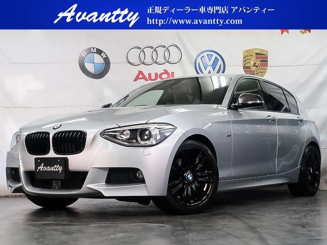 BMW 120i Mスポーツ HDDナビ キセノン コンフォートA