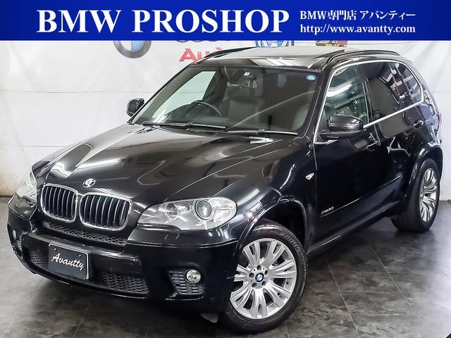 BMW xDrive 35i Mスポーツ 後期パノラマSR革ナビTV