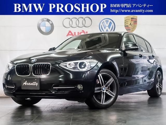 BMW 116i スポーツ 1オーナー HDDナビ キセノン ETC
