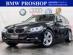 BMW320iツーリング スポーツ 純正ナビBカメラ電動リアゲート