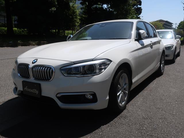 BMW 118d スタイル 後期 1オナ HDDナビ PサポートPKG Bカメラ