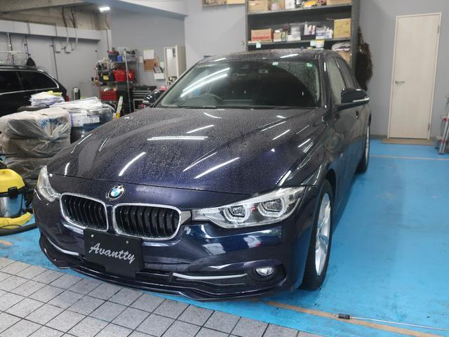 BMW 3シリーズ 320d スポーツ 後期 ACC Dアシスト HDDナビ パドルシフト