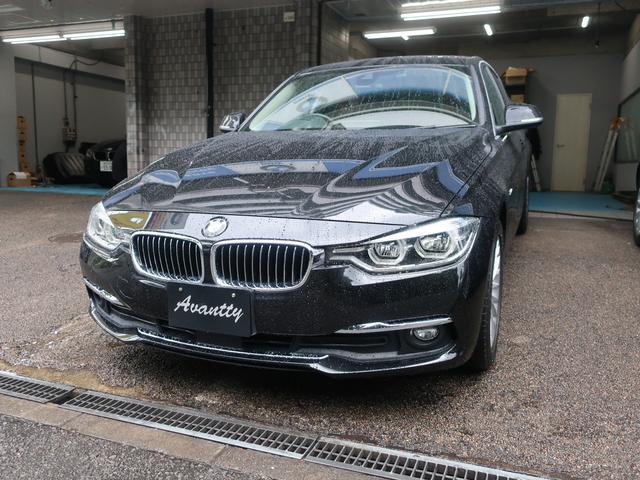 BMW 3シリーズ 320iラグジュアリー 後期 1オナ ACC Dアシスト 本革 Bカメラ