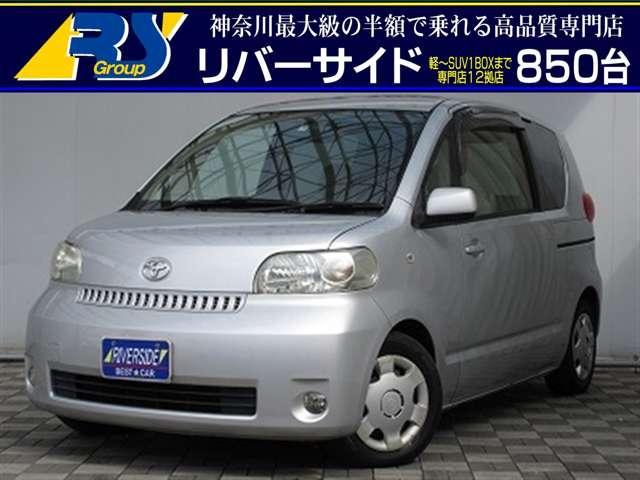 トヨタ ポルテ 150r 電動スライドドア オートエアコン (なし)