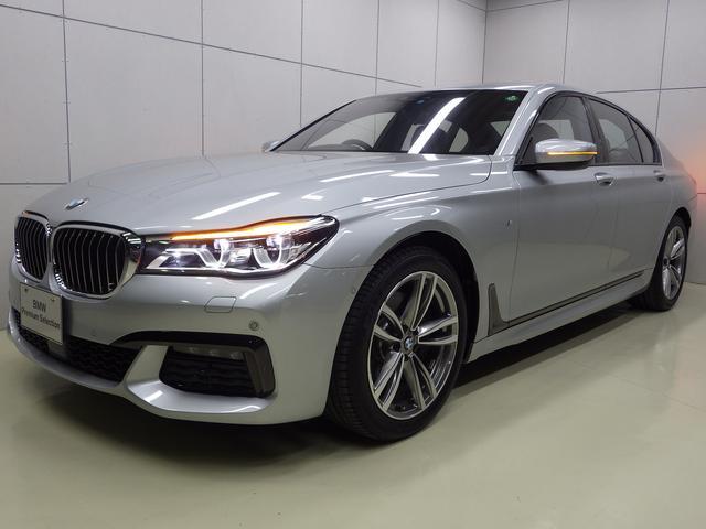 BMW 740i Mスポーツ M AERO PAC 正規認定中古車