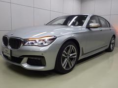 BMW740i Mスポーツ M AERO PAC 正規認定中古車