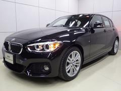 BMW118i Mスポーツ パーキングサポートP 正規認定中古車