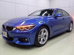 BMW420iグランクーペ Mスポーツ 後期モデル 正規認定中古車