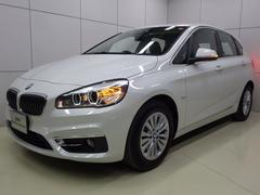BMW218dアクティブツアラー ラグジュアリー ブラックレザー