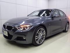 BMW318i Mスポーツ 19インチAW 正規認定中古車