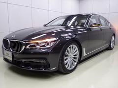 BMW740i アイボリーホワイトレザー サンルーフ 認定中古車