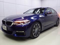 BMW530i Mスポーツ 黒レザー ヘッドアップディスプレイ