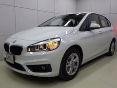 BMW218iアクティブツアラー コンフォートP 正規認定中古車