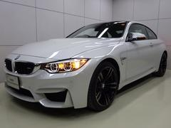 BMWM4クーペ ブラックレザーシート 正規認定中古車