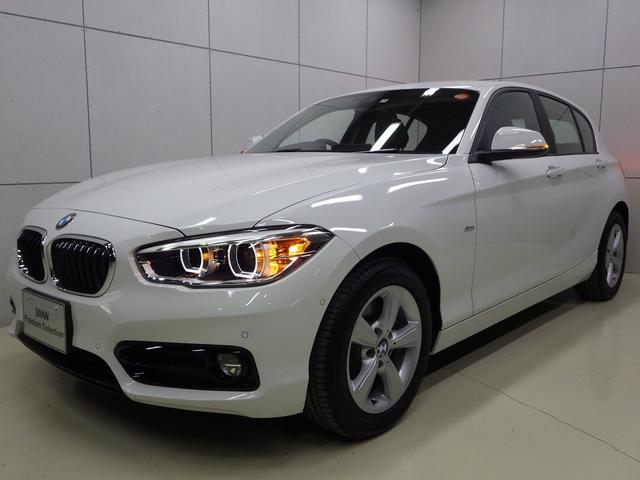 BMW 118d スポーツ コンフォートP 正規認定中古車