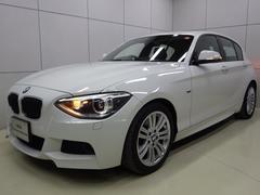 BMW116i Mスポーツ HDDナビ 正規認定中古車
