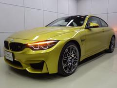 BMWM4クーペ コンペティション 正規認定中古車