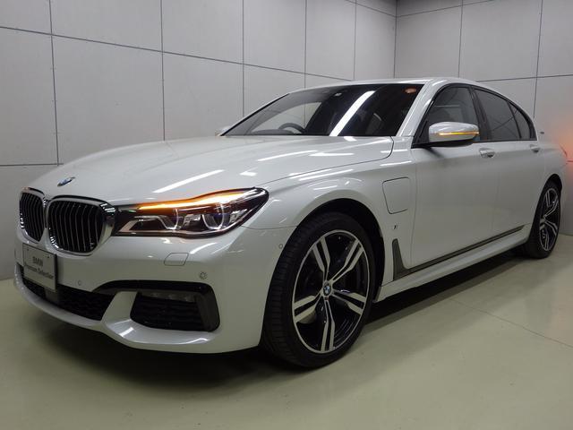 BMW 740eアイパフォーマンス Mスポーツ 正規認定中古車