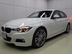 BMW320d Mスポーツ 19インチAW 正規認定中古車