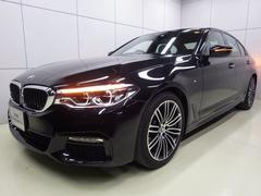 BMW523d Mスポーツ デビューパッケージ 正規認定中古車
