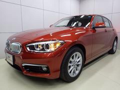 BMW118i スタイル パーキングサポートP 正規認定中古車