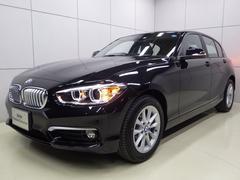 BMW118d スタイル パーキングサポートP 正規認定中古車