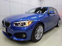 BMW118d Mスポーツ アクティブクルーズ 正規認定中古車