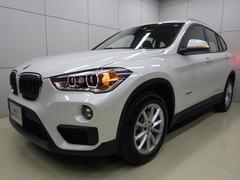 BMW X1sDrive 18i アドバンスドセイフティP 認定中古車