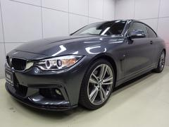 BMW435iクーペ Mスポーツ ブラックレザー 正規認定中古車