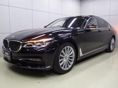 BMW740i ブラックレザー サンルーフ 正規認定中古車