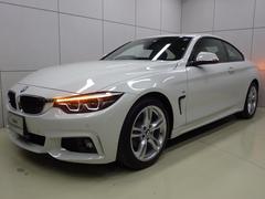BMW420iクーペ スポーツ 正規認定中古車