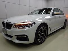 BMW530e Mスポーツアイパフォーマンス ブラックレザーシート