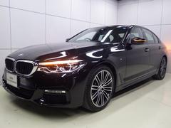 BMW523i Mスポーツ 20インチAW 正規認定中古車