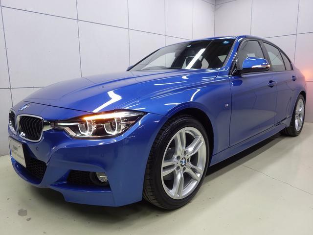 BMW 318i Mスポーツ ダコタレザーシート 正規認定中古車