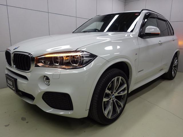 BMW xDrive 35d Mスポーツ セレクトパッケージ